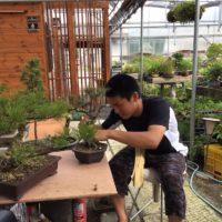松山園の個別レッスンの若い受講生の成果